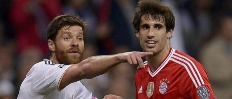 Xavi deja el Madrid
