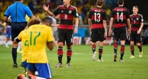 Humillación de Brasil