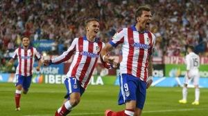 Atlético gana la Supercopa