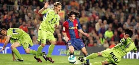 Regate de Messi