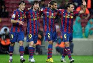 Messi colectivo