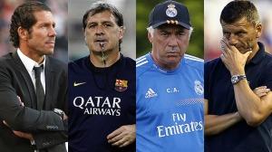 entrenadores competencias