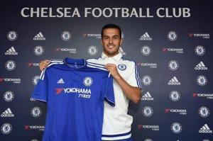 Pedro jugador del Chelsea