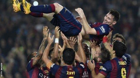 Messi coopera