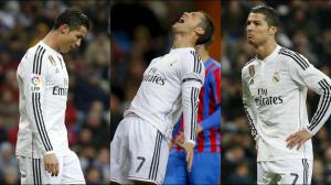 Ronaldo estrés