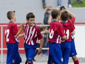 Futbol base Atlético de Madrid