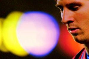 Capacidad atencional de Messi