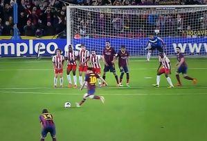 Messi percibe